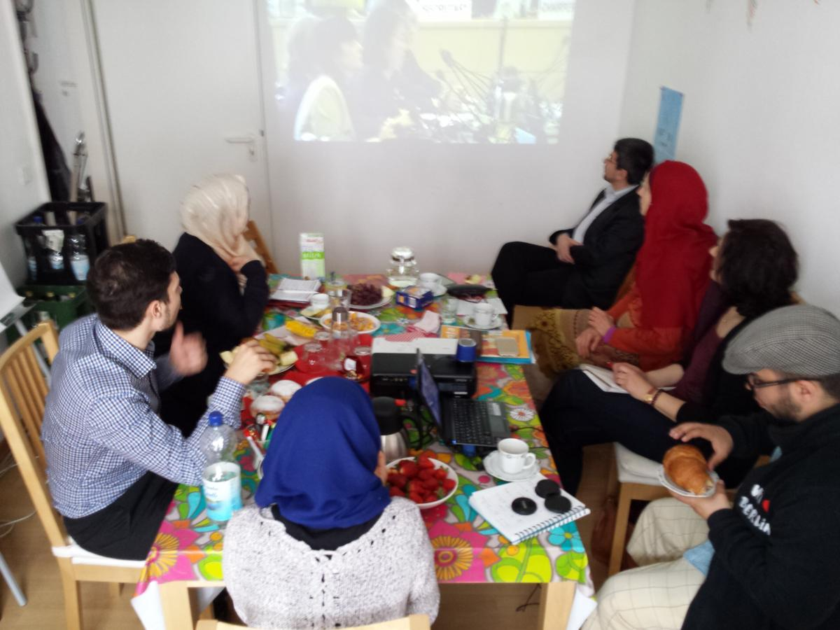 6. May 2015 Germany CERD PUBLIC VIEWING
